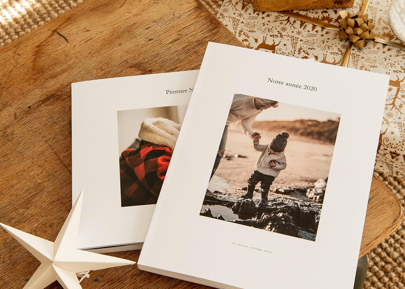 Innocence - Souvenirs - Impression album photo - Revue - 24 pages- Album week-end