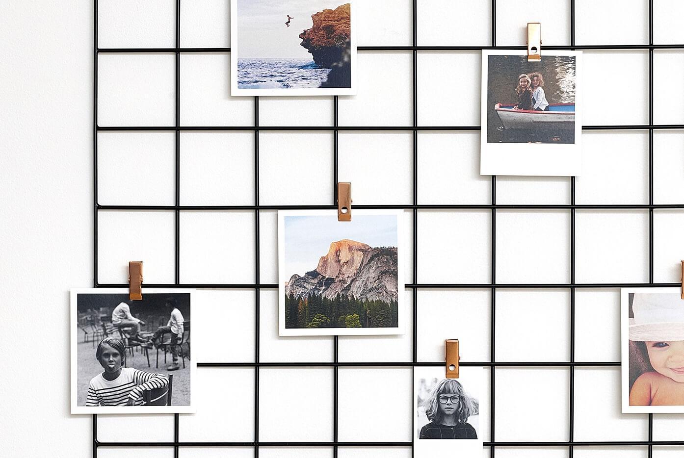 Innocence - Les carres classiques - Tirage photo - Polaroid